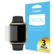 Защитная пленка Spigen для Apple Watch (38mm) LCD Film Crystal CR ( SGP11482)